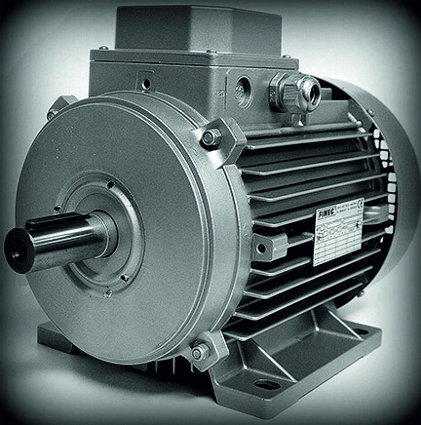 KDP Drives   Three phase Motors - Three Phase Motors (VE Series)